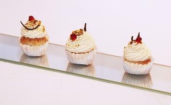 Citromos - maracujás muffin