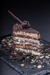 Kókuszos Csokis Paleo Torta