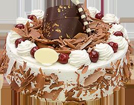 Érzékeny torták